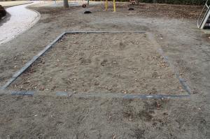 『鶴ヶ丘児童公園(砂場)』の画像