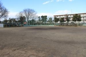 『鶴ヶ島南近隣公園(バック)』の画像