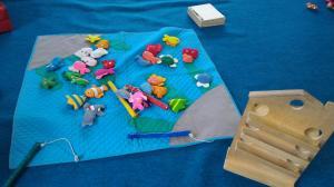 『児童館のおもちゃ』の画像