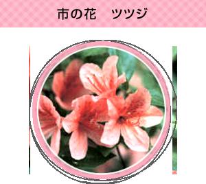『『市の花 ツツジ』の画像』の画像