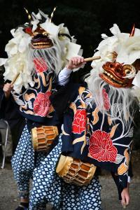 『高倉獅子舞03(サムネイル)』の画像