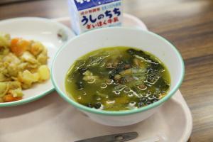 『レンズ豆のスープ』の画像
