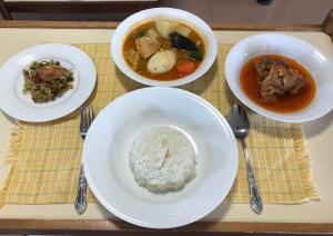 『完成した料理』の画像