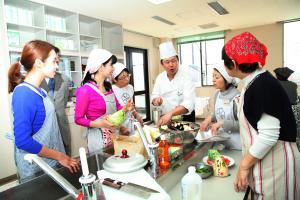 『料理の様子』の画像