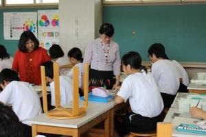 『『授業視察』の画像』の画像