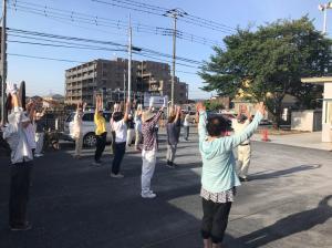 『朝のラジオ体操2』の画像