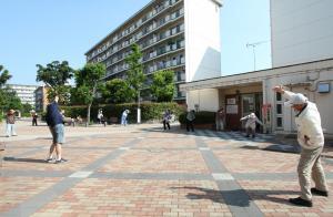 『若葉台団地広場1』の画像