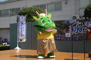 『『『つるゴン(ステージ上)』の画像』の画像』の画像