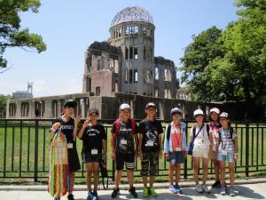 『原爆ドーム(H30)』の画像