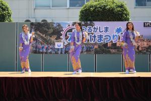 『ダンスステージ(4)』の画像