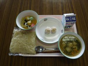 『給食(H30.10.10)』の画像
