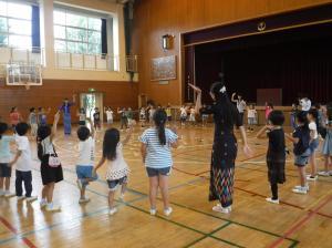 『民族舞踊の体験3』の画像