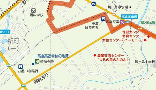 『日枝神社周辺』の画像