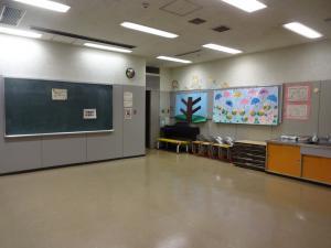 『児童館集会室』の画像