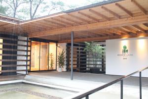 『病児保育室の入口』の画像