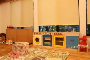 『病児保育室内の様子』の画像