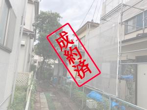 『空き家バンクNo.3成約済』の画像