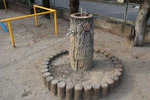 『羽折南公園(水道)』の画像