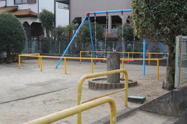 『羽折南公園(入口)』の画像
