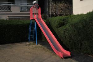 『池の台東第一公園(滑り台)』の画像
