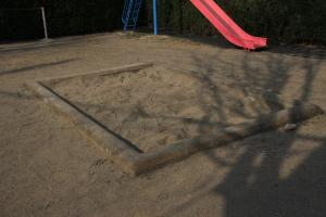 『池の台東第一公園(砂場)』の画像