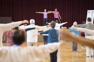 『ラジオ体操教室1014-1』の画像