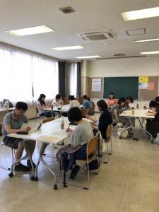 『富士見市民センター 会場の様子』の画像
