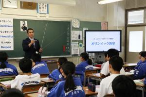 『オリンピック教室6』の画像