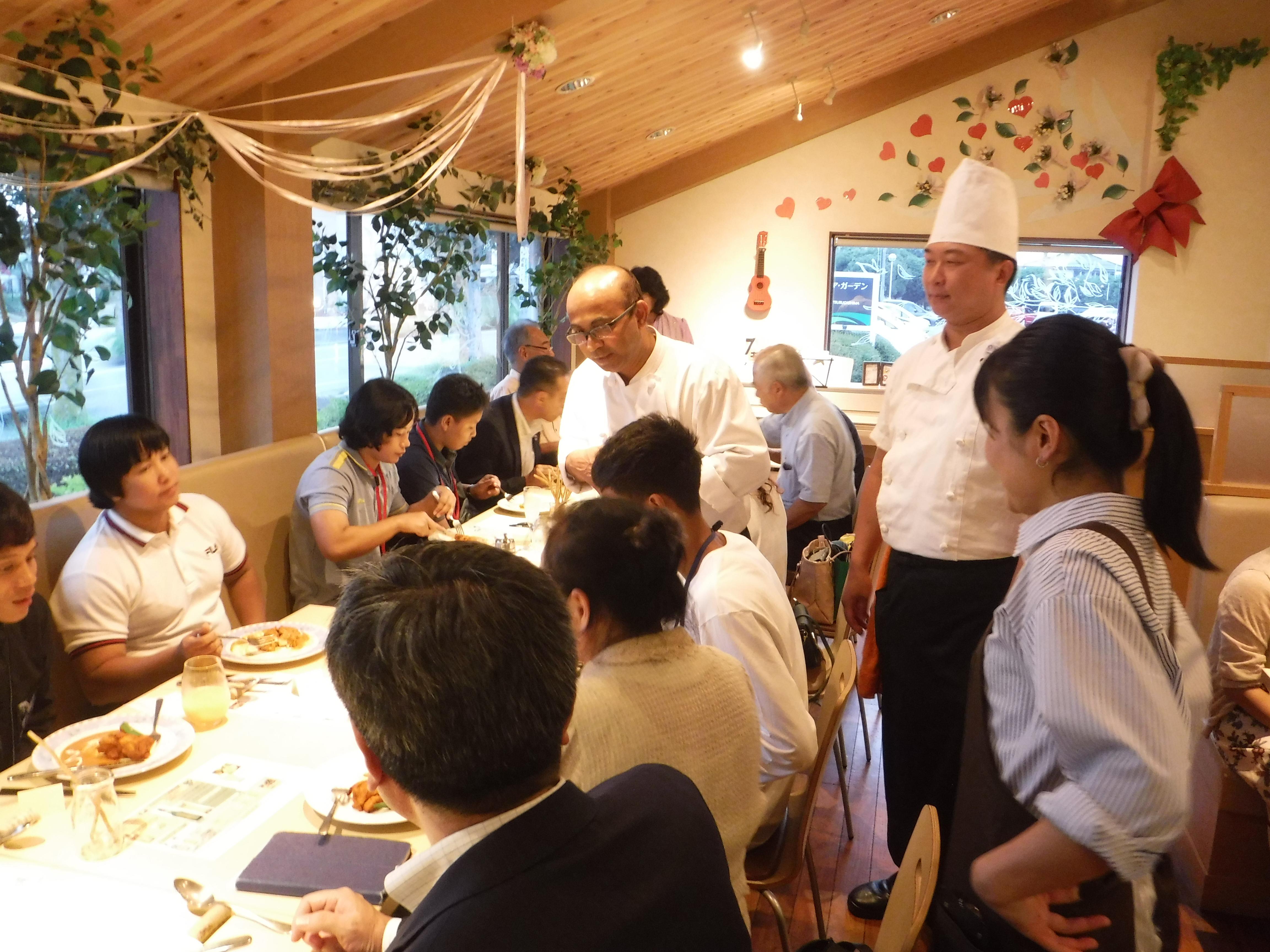 『『8.28夕食会』の画像』の画像