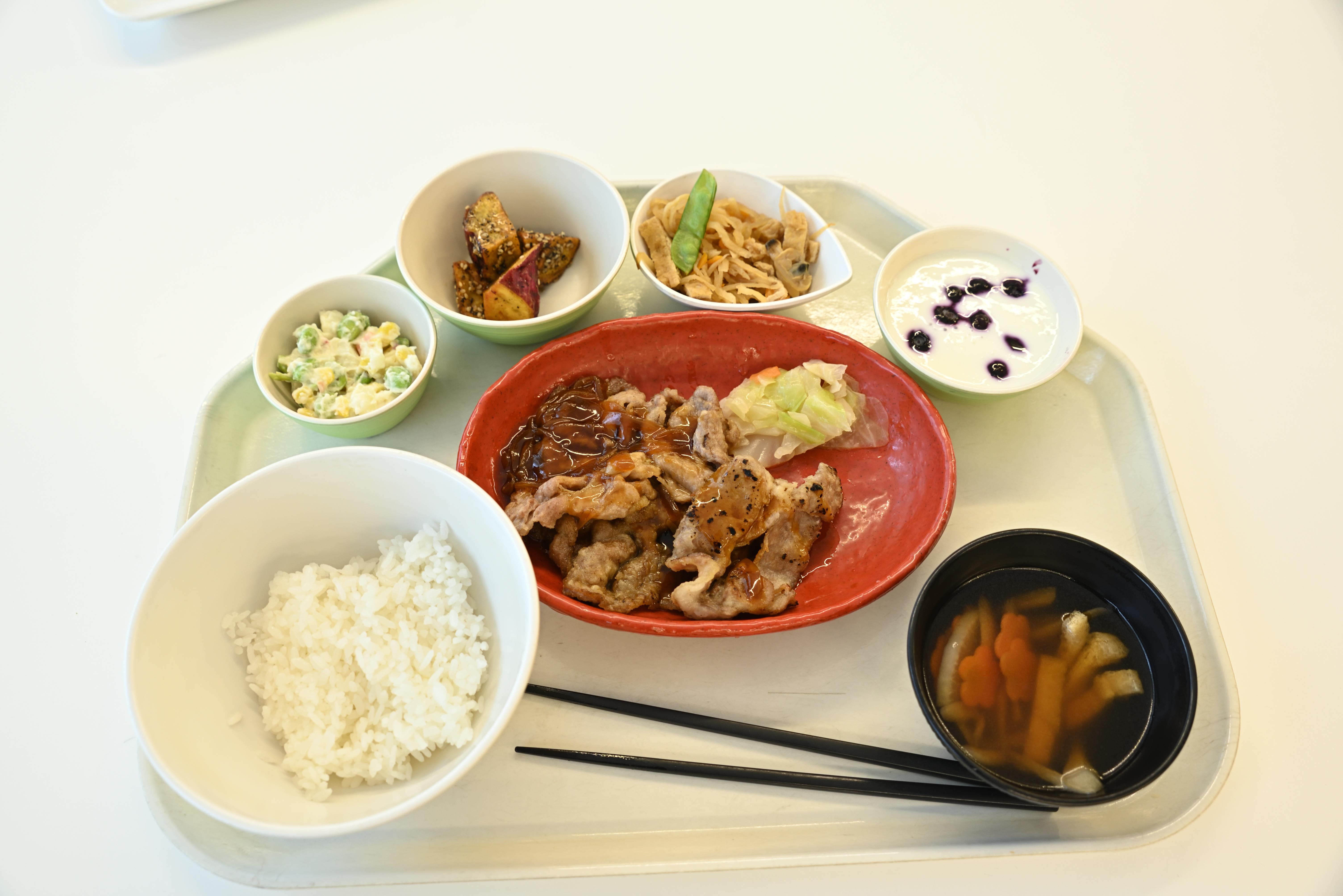 『城西昼食1』の画像