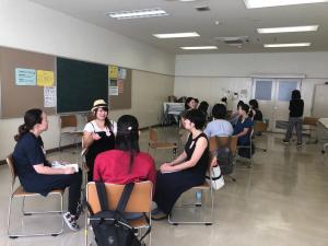 『富士見市民センターでの講座の様子』の画像